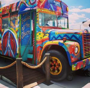 Big Revival Tour Bus
