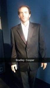 Wax Museum: Bradley Cooper