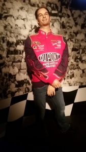 Wax Museum: Jeff Gordon