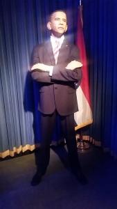 Wax Museum: Barack Obama