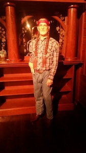 Wax Museum: Willie Nelson