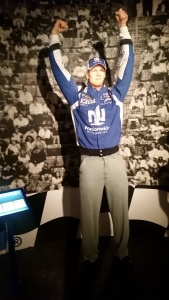 Wax Museum: Dale Earnhardt Jr