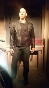 Wax Museum: Vin Diesel